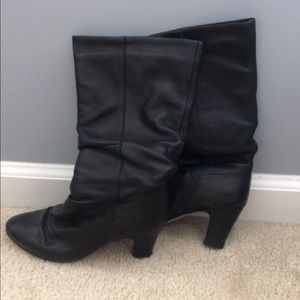 Heeled boots size 37